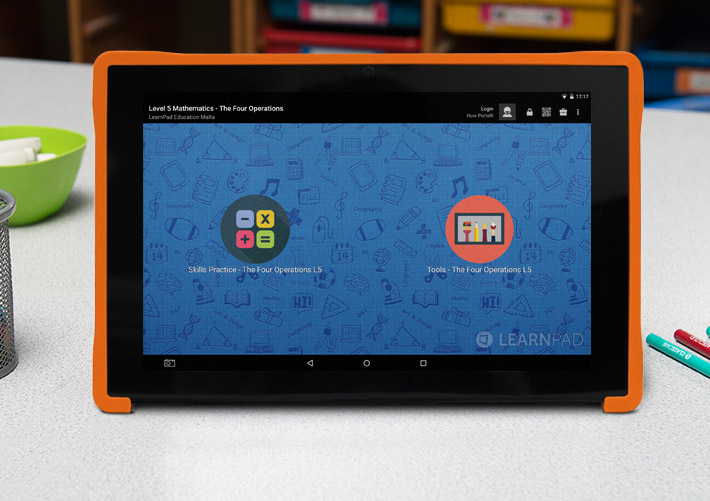 "Workbook 10.1"" Detachable Tablet"