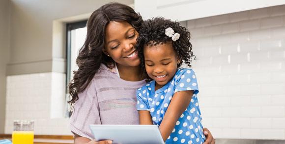 ICT support for school parents & children