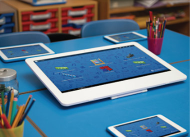 Live viewing of school tablets with ClassView