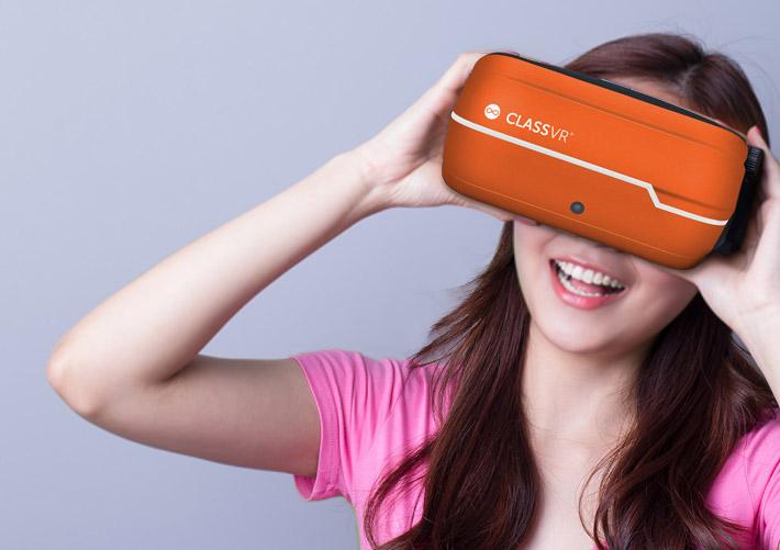 School Virtual Reality Headset