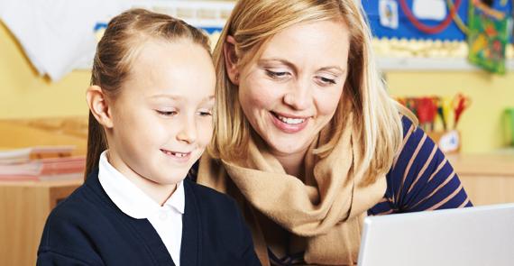Using IT to help teachers teach