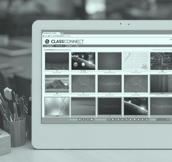 Tablet management software for schools