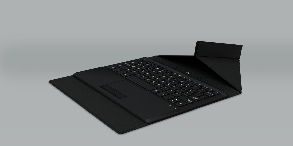 Workbook Detachable School Keyboard